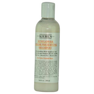 Sunflower Color Preserving Shampoo ( Color-treated Hair ) --250ml-8.4oz