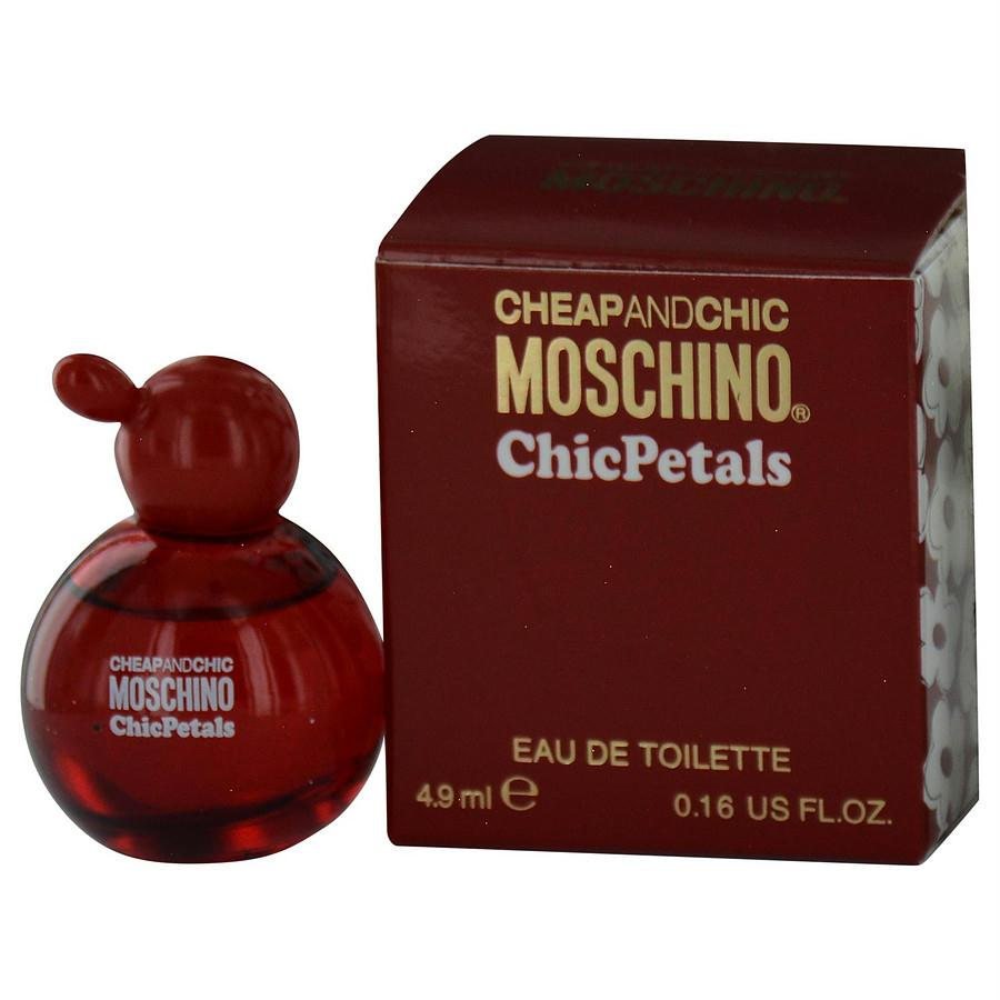 Moschino Cheap & Chic Petals By Moschino Edt .16 Oz Mini