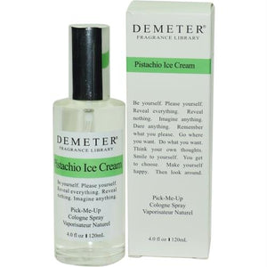 Demeter By Demeter Pistachio Ice Cream Cologne Spray 4 Oz