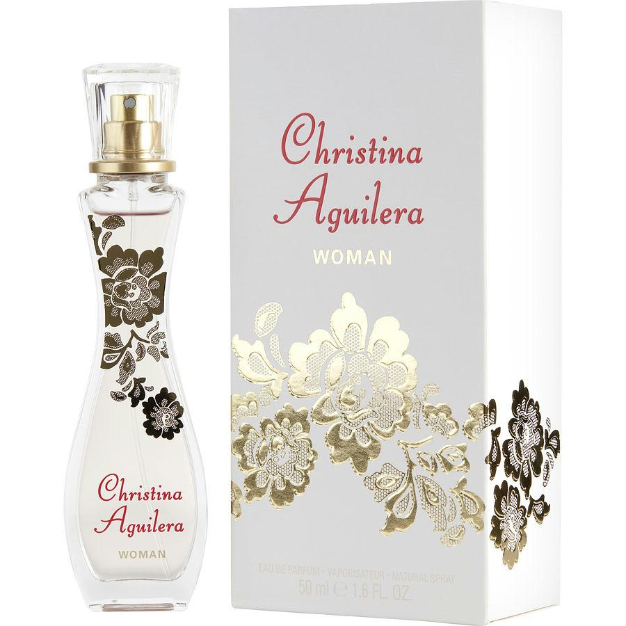 Christina Aguilera Woman By Christina Aguilera Eau De Parfum Spray 1.6 Oz