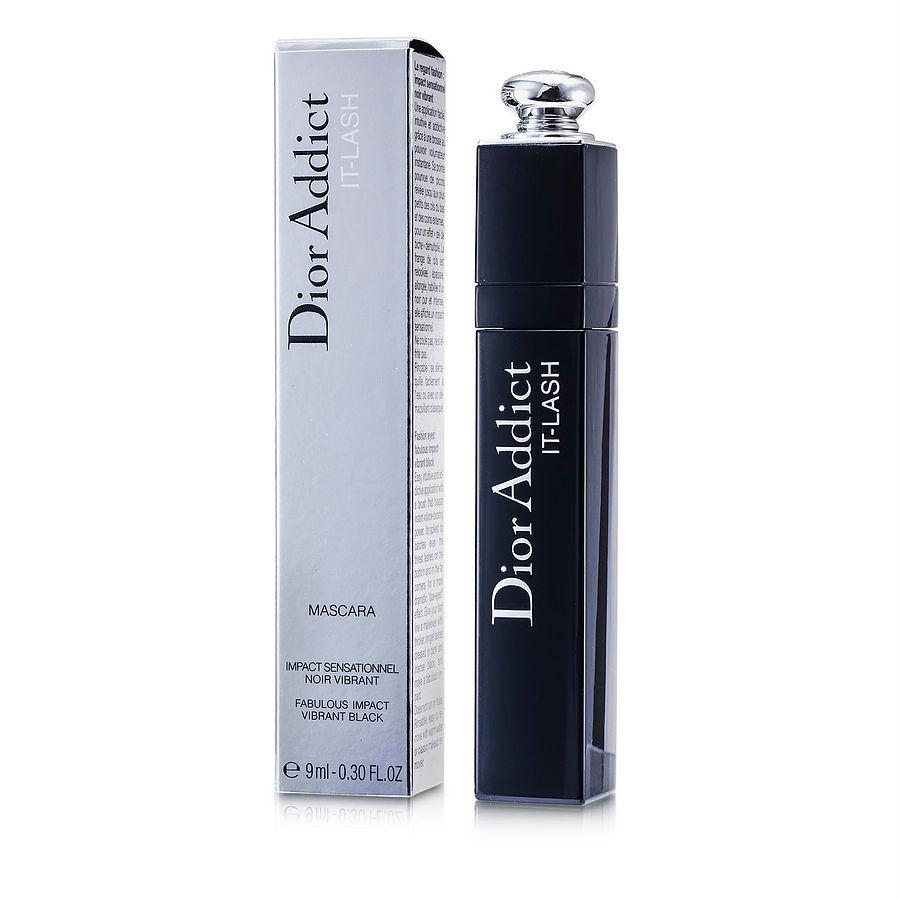 Christian Dior Dior Addict It Lash Mascara - # Black --9ml-0.3oz By Christian Dior