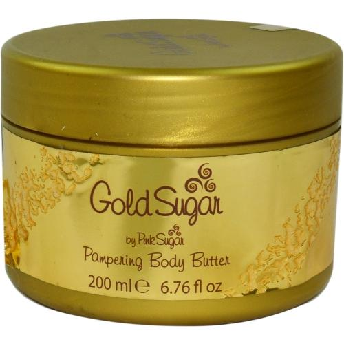 Gold Sugar By Aquolina Body Butter 6.7 Oz