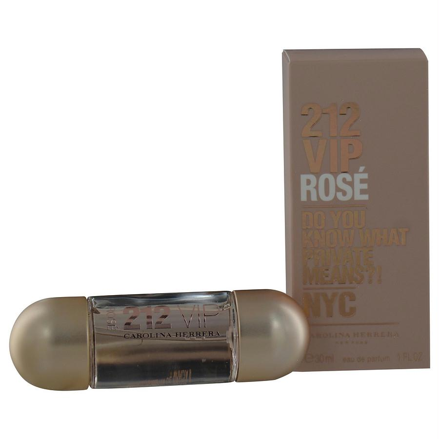 212 Vip Rose By Carolina Herrera Eau De Parfum Spray 1 Oz