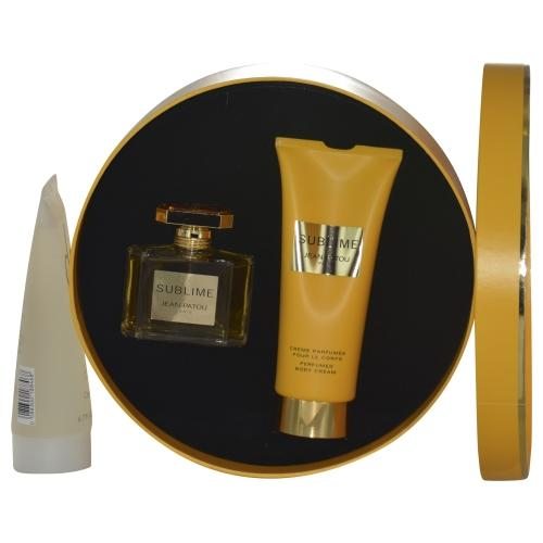 Jean Patou Gift Set Sublime By Jean Patou