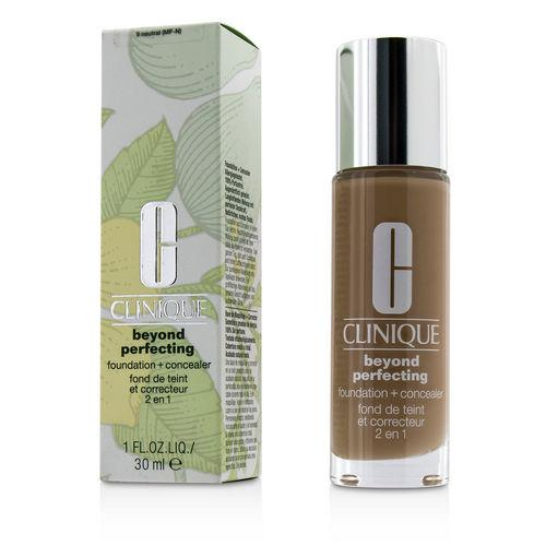 Clinique Beyond Perfecting Foundation & Concealer - # 09 Neutral (mf-n) --30ml-1oz By Clinique