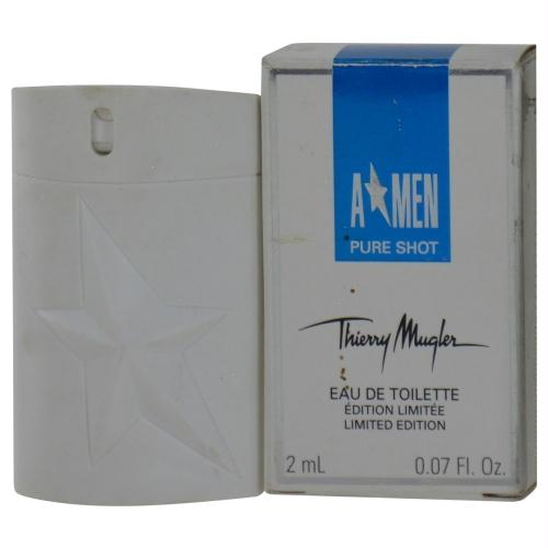 Angel Men Pure Shot By Thierry Mugler Edt Spray Mini (limited Edition)