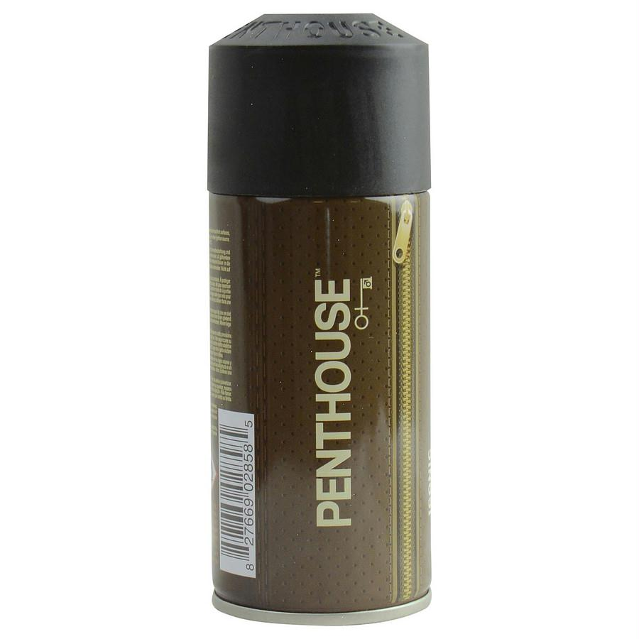 Penthouse Iconic By Penthouse Body Deodorant Spray 5 Oz