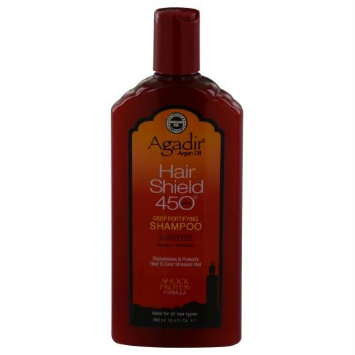 Argan Oil Hair Shield 450 Deep Fortifying Shampoo Sulfate Free 12.4 Oz