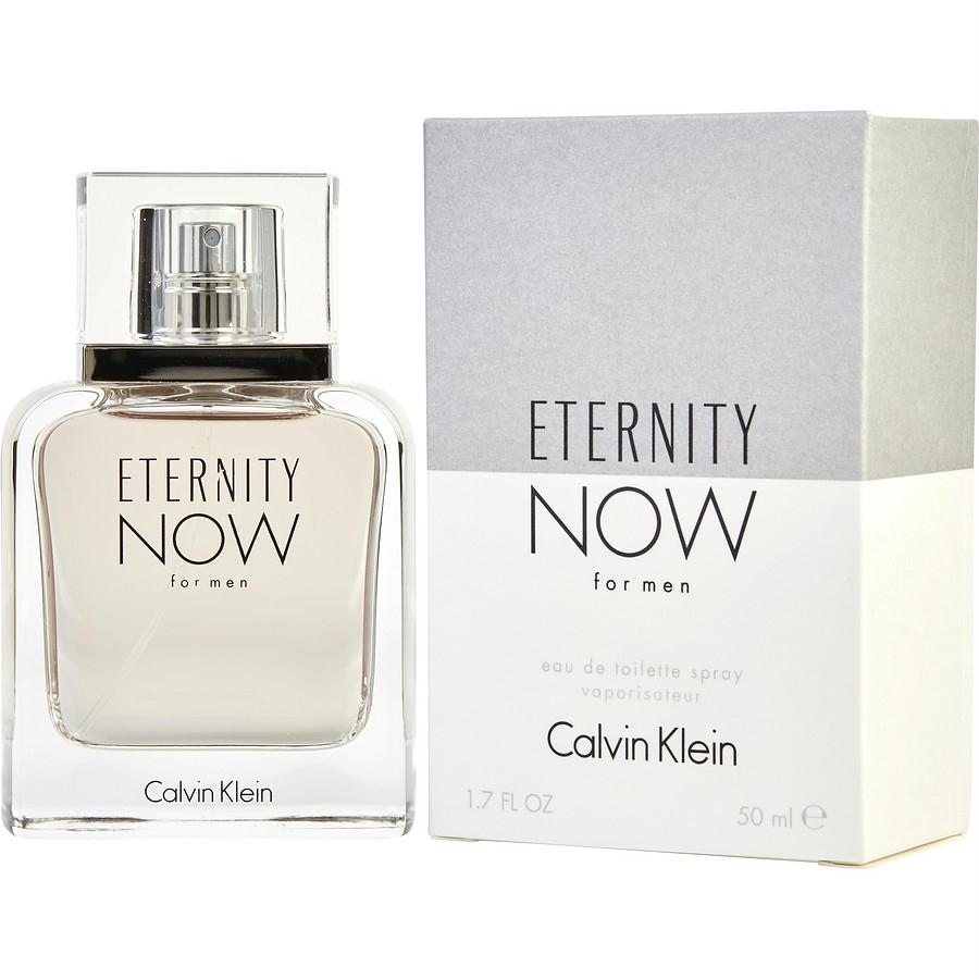Eternity Now By Calvin Klein Edt Spray 1.7 Oz