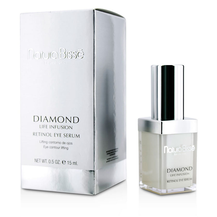 Diamond Life Infusion Retinol Eye Serum --15ml-0.5oz