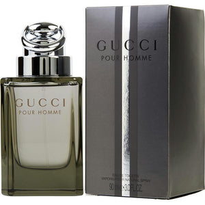 Gucci By Gucci By Gucci Edt Spray 3 Oz (new Packaging)