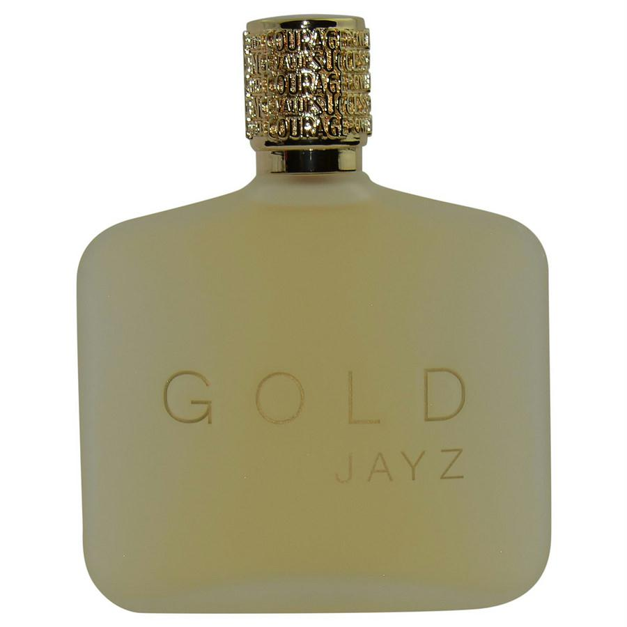 Jay Z Gold By Jay-z Aftershave 3 Oz (unboxed)