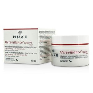Merveillance Expert Regenerating Night Cream - For All Skin Types --50ml-1.5oz