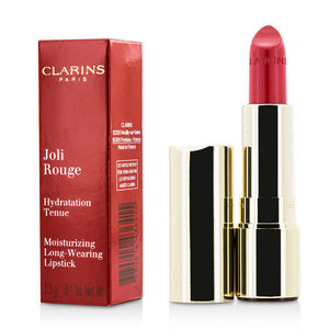 Clarins Joli Rouge (long Wearing Moisturizing Lipstick) - # 744 Soft Plum --3.5g-0.1oz By Clarins