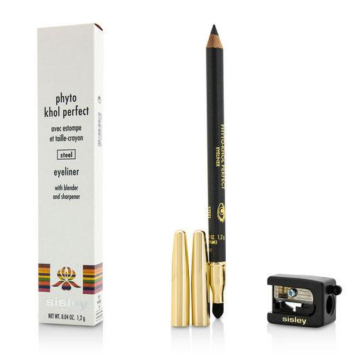 Sisley Phyto Khol Perfect Eyeliner (with Blender And Sharpener) - Steel --1.2g-0.04oz By Sisley