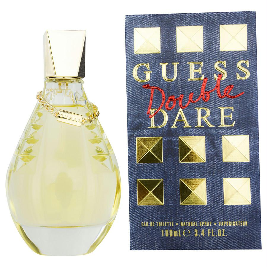 Guess Double Dare By Guess Edt Spray 3.4 Oz