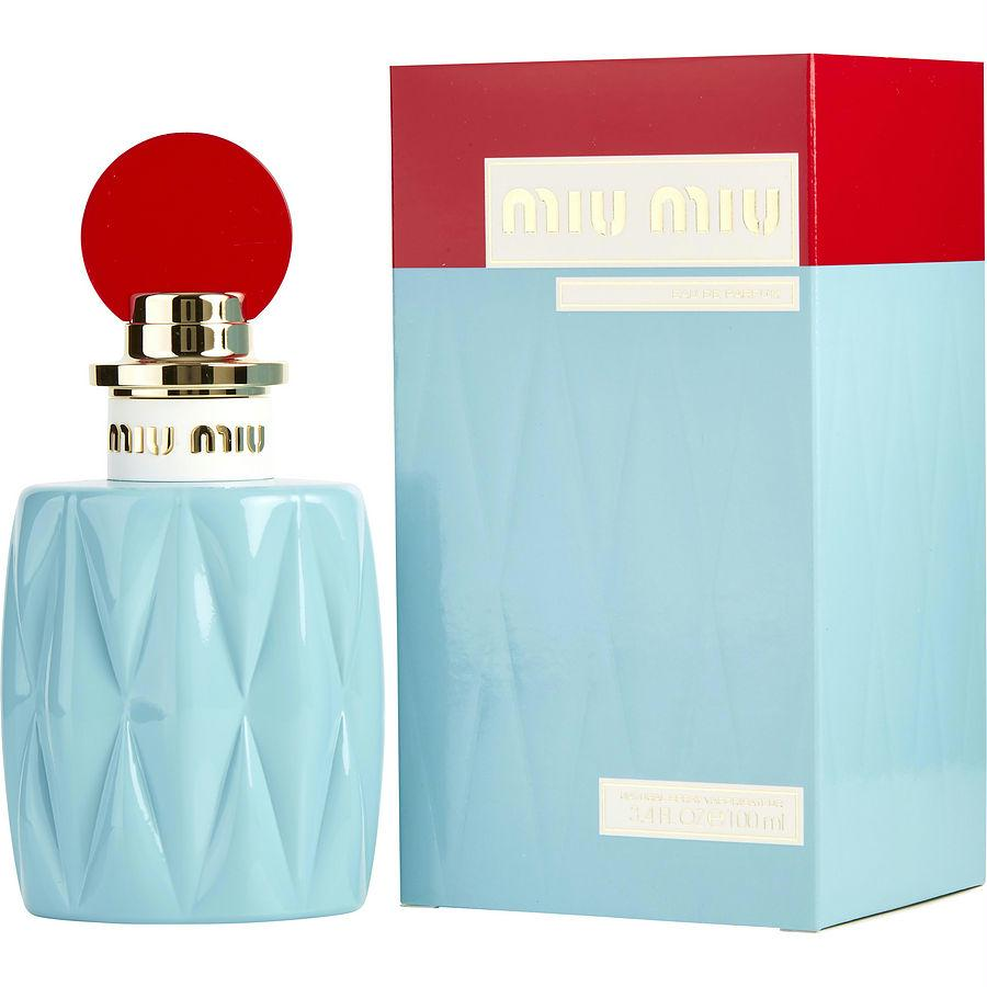 Miu Miu By Miu Miu Eau De Parfum Spray 3.4 Oz