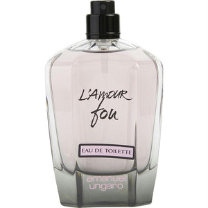 L'amour Fou By Ungaro Edt Spray 3.4 Oz *tester