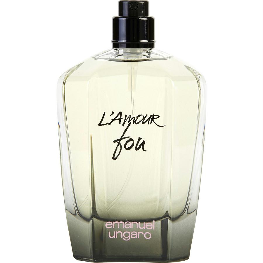L'amour Fou By Ungaro Eau De Parfum Spray 3.4 Oz *tester