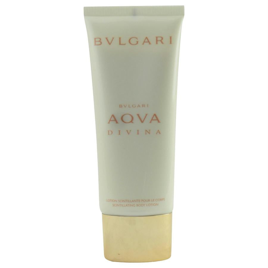 Bvlgari Aqua Divina By Bvlgari Body Lotion 3.4 Oz