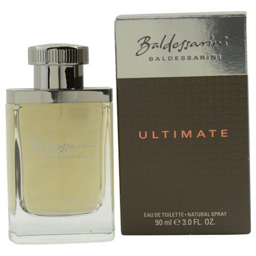 Baldessarini Ultimate By Hugo Boss Edt Spray 3 Oz