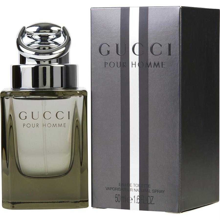 Gucci By Gucci By Gucci Edt Spray 1.6 Oz (new Packaging)