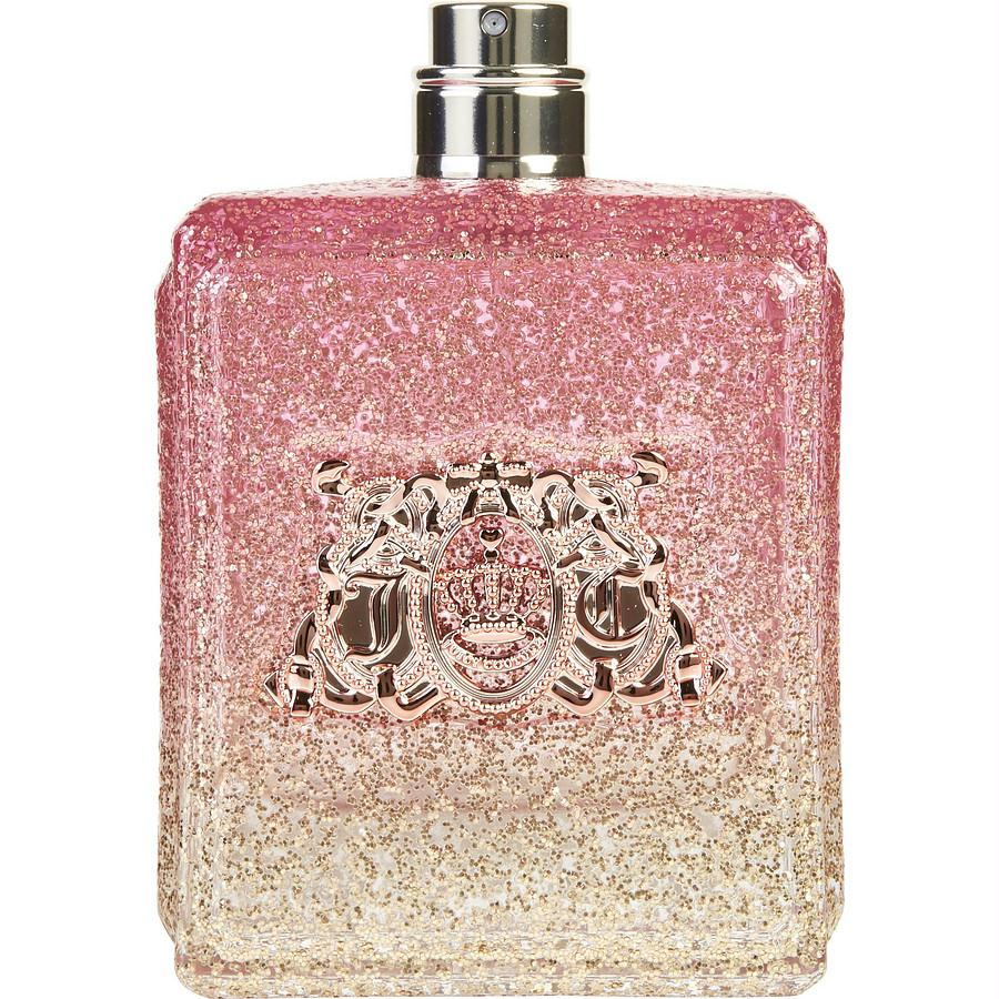 Viva La Juicy Rose By Juicy Couture Eau De Parfum Spray 3.4 Oz *tester