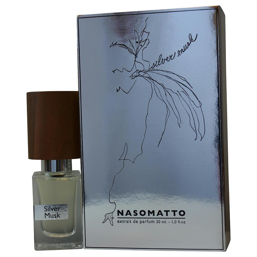 Nasomatto Silver Musk By Nasomatto Parfum Extract Spray 1 Oz