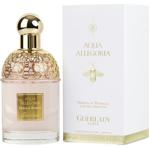 Aqua Allegoria Nerolia Bianca By Guerlain Edt Spray 3.3 Oz