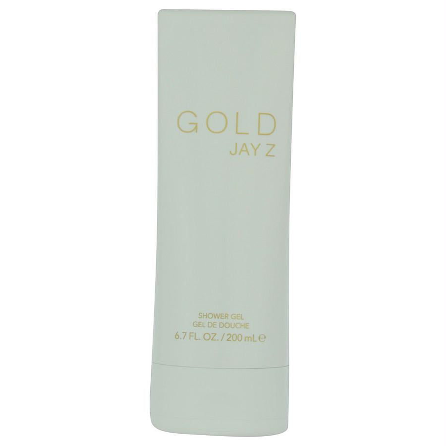 Jay Z Gold By Jay-z Shower Gel 6.7 Oz
