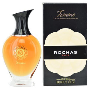 Femme Rochas By Rochas Edt Spray 3.4 Oz (2013 Edition Collection Haute Packaging)