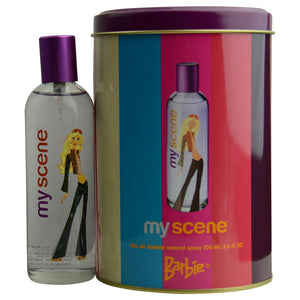 Barbie My Scene By Mattel Edt Spray 3.4 Oz