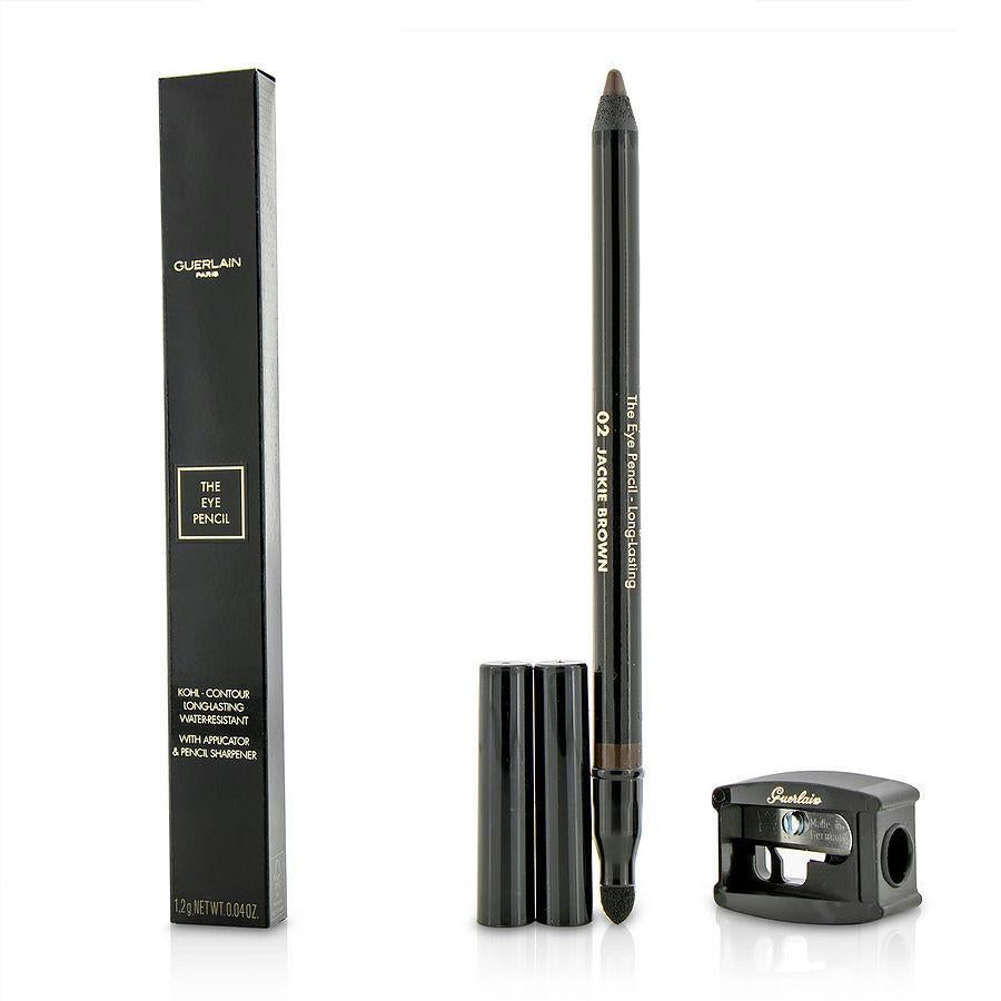 Guerlain Le Crayon Yeux The Eye Pencil - # 02 Jackie Brown --1.2g-0.04oz By Guerlain