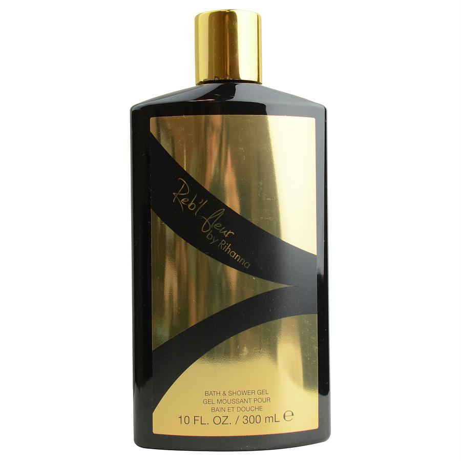 Rihanna Reb'l Fleur By Rihanna Shower Gel 10 Oz