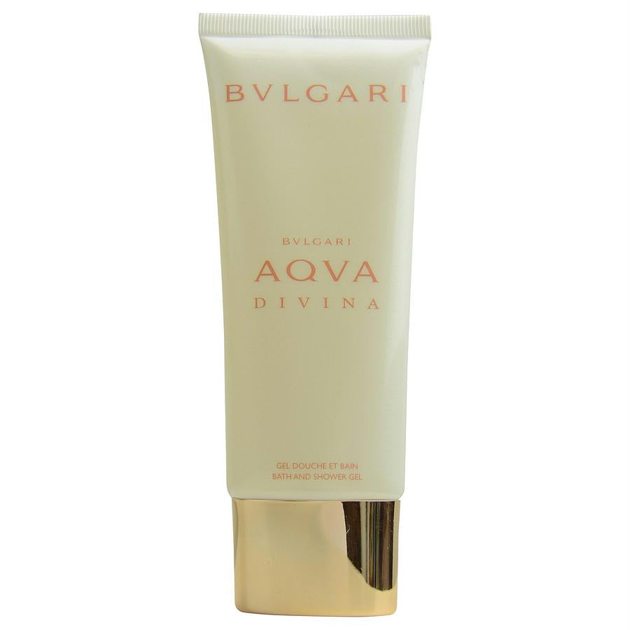 Bvlgari Aqua Divina By Bvlgari Shower Gel 3.4 Oz