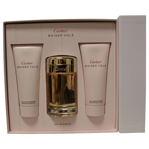 Cartier Gift Set Cartier Baiser Vole By Cartier