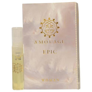 Amouage Epic By Amouage Eau De Parfum Spray Vial