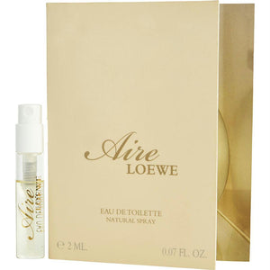 Aire Loewe By Loewe Edt Spray Vial On Card