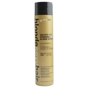 Blonde Sexy Hair Sulfate-free Bomshell Blonde Shampoo 10.1 Oz