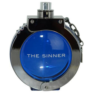 Police The Sinner By Police Edt Spray 3.4 Oz *tester