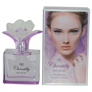 Chantilly Eau De Vie By Dana Eau De Parfum Spray 1.7 Oz