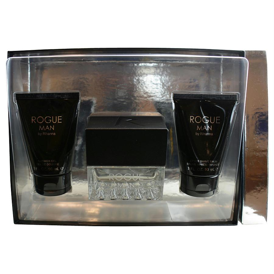 Rihanna Gift Set Rogue Man By Rihanna By Rihanna