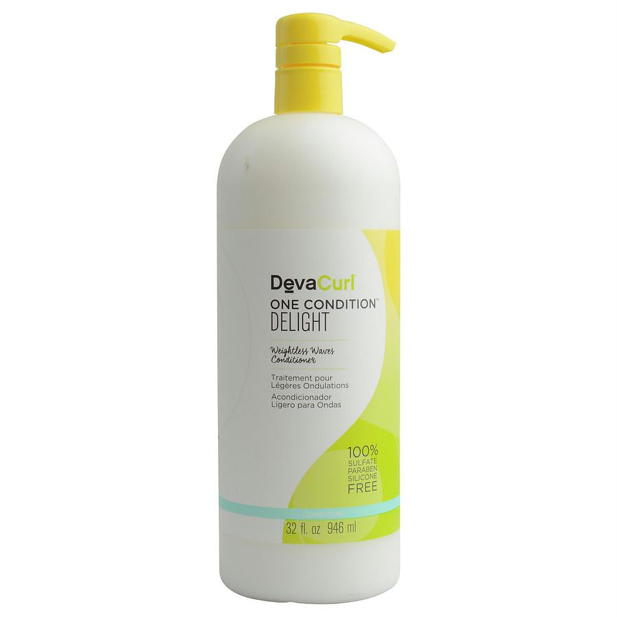Curl One Delight Weightless Waves Conditioner 32 Oz