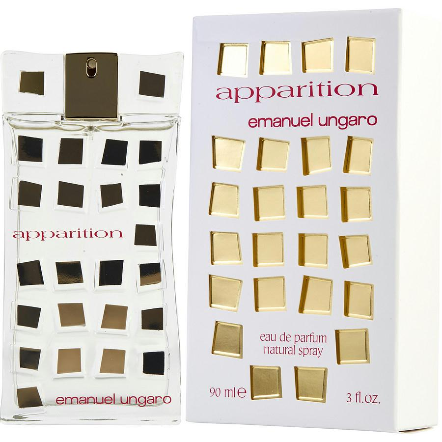 Apparition Gold By Ungaro Eau De Parfum Spray 3 Oz