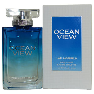 Karl Lagerfeld Ocean View By Karl Lagerfeld Edt Spray 3.3 Oz