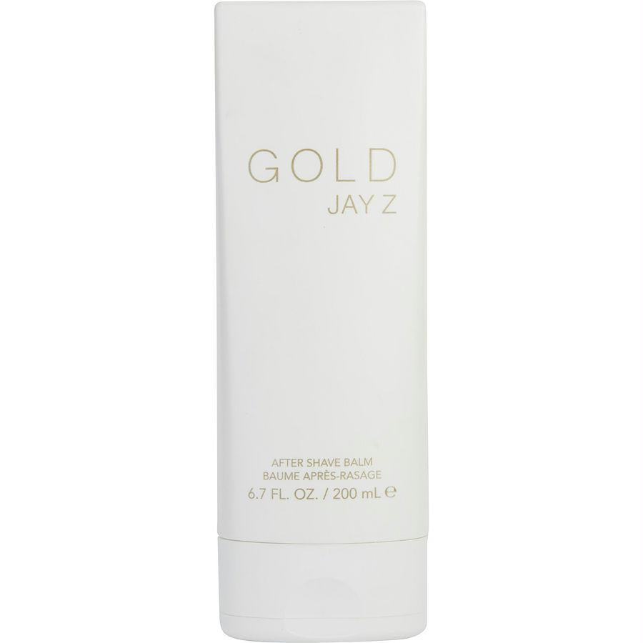 Jay Z Gold By Jay-z Aftershave Balm 6.7 Oz