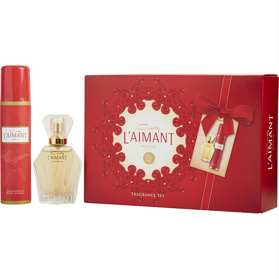 Coty Gift Set L'aimant By Coty