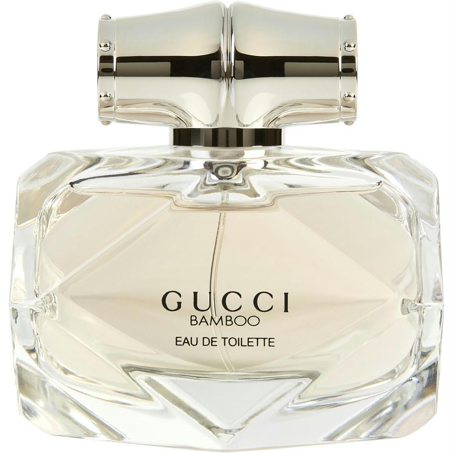 Gucci Bamboo By Gucci Edt Spray 2.5 Oz *tester