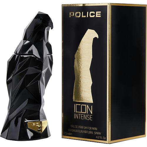 Police Icon Intense By Police Eau De Parfum Spray 4.2 Oz