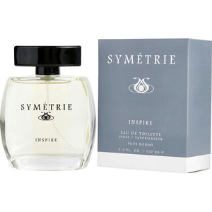 Symetrie Inspire By Symetrie Edt Spray 3.4 Oz